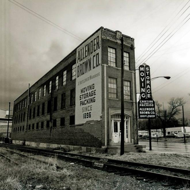 Historic Flat Iron Building