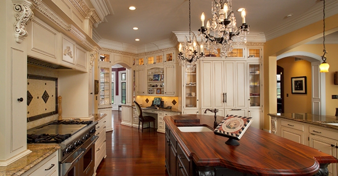 La Grange Lane Residence Kitchen