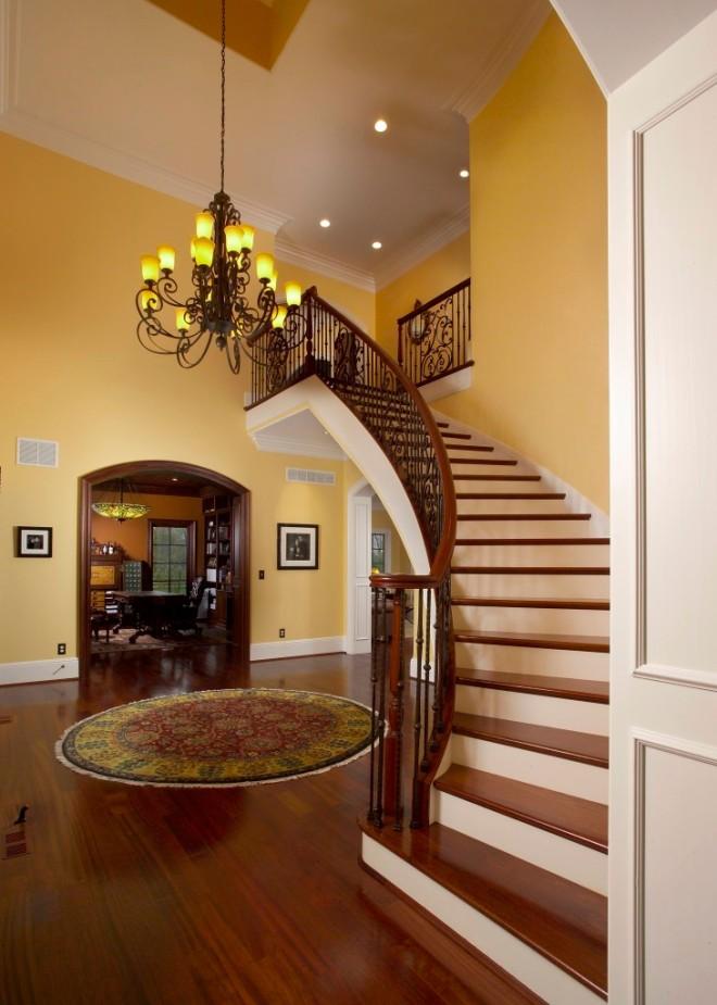 La Grange Lane Residence Stair